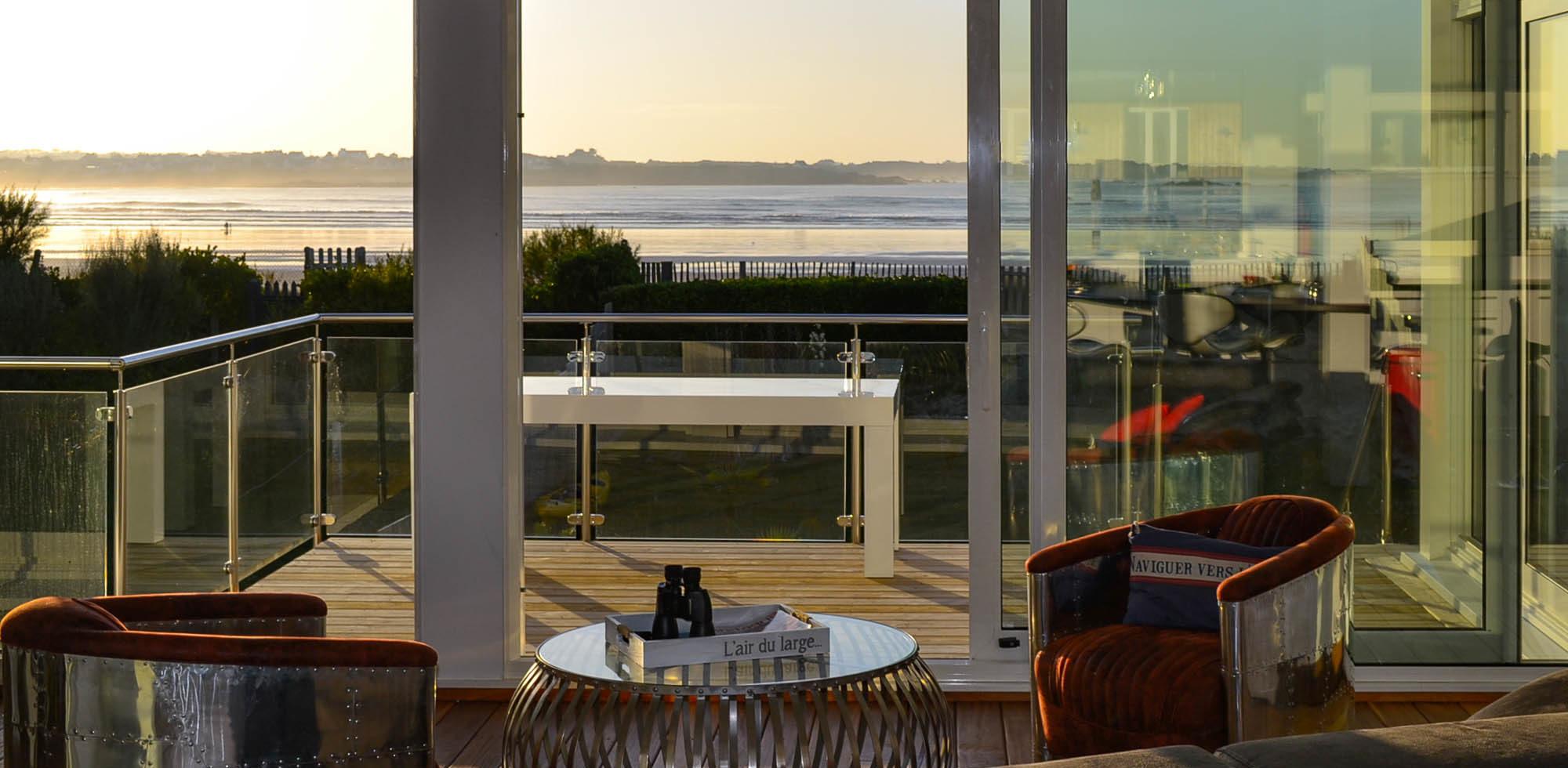location de villas bretagne séjour vacances vue mer