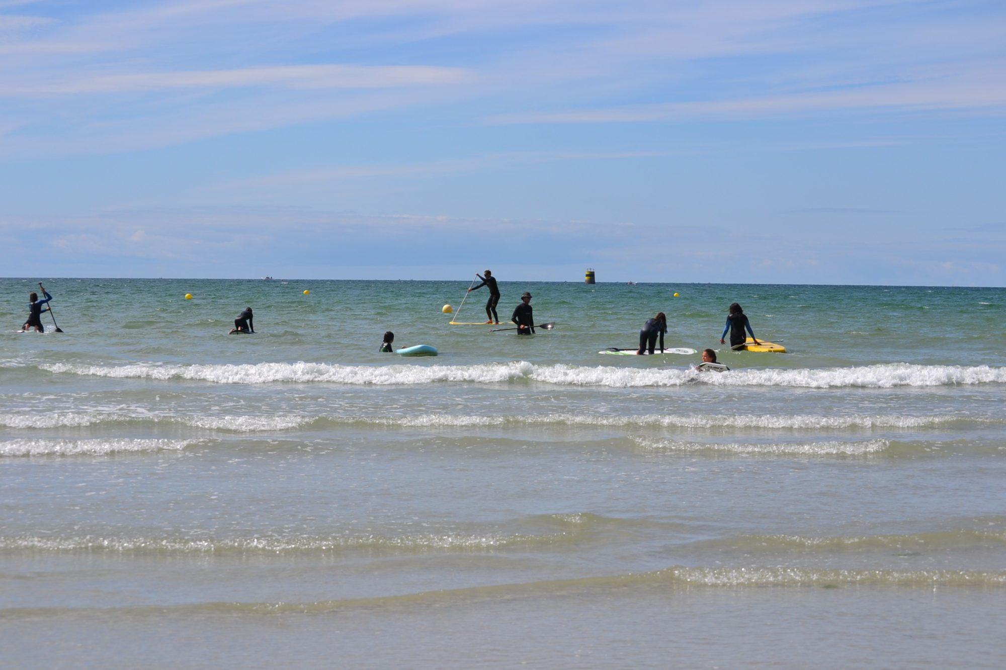location villas bretagne séjour vacances surf mer