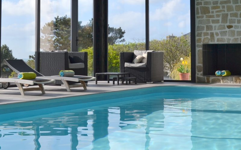 location villas bretagne séjour vacances piscine