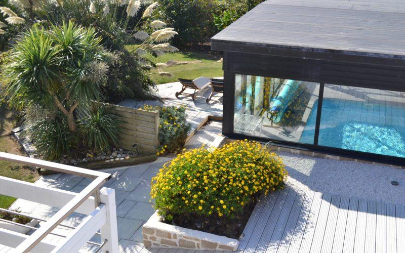 location villas bretagne séjour vacances mer piscine