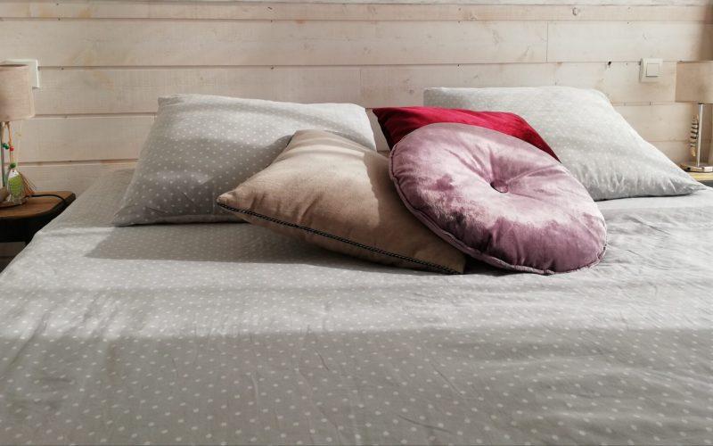 villa des dunes vacances en Finistere lit confortable