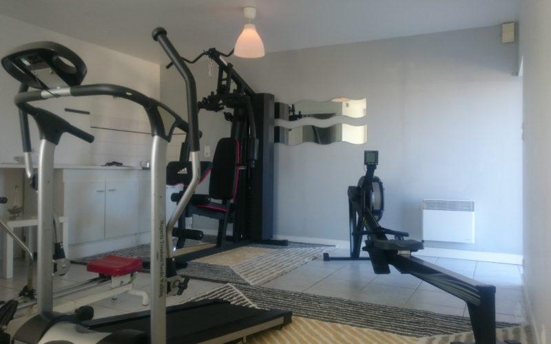 salle de fitness vacances bretagne