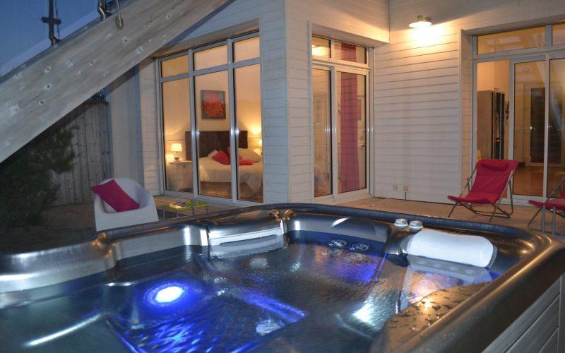 location de villas bretagne séjour vacances mer jaccuzi