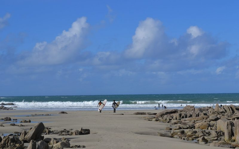 location de villas bretagne séjour vacances mer plage surf