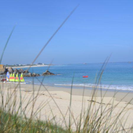la plus belle plage du Finistère à 2 pas de votre location de vacances