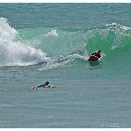 surf mer bretagne carantec